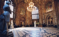 central lobby credit parliamentary copyright