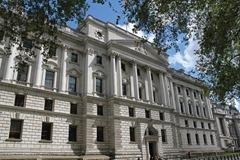 treasury building summer