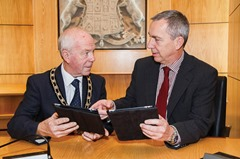 1 Mayor & Chief Executive Council Meeting