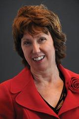 Portrait of Catherine Ashton