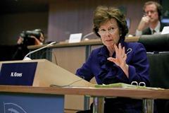 Hearing of Neelie Kroes
