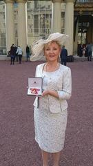 Marie Marin OBE