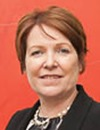 Deputy Commissioner Noririn O'Sullivan, An Garda Síochána