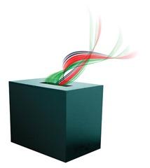 Election 2010 flat