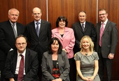 david mcnarry finance personnel committee