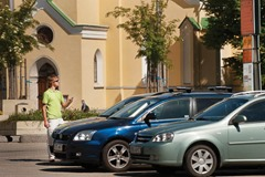 estonia parking