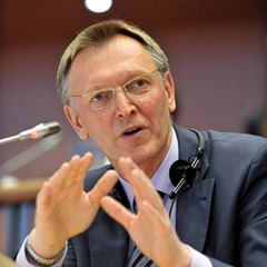 Exchange of views of Janez Potocnik