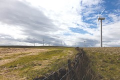 Elliots Hill and Wolf Bog Wind Farm, Co. Antrim