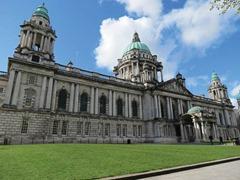 Belfast City Hall new