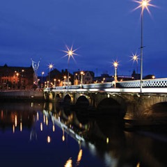 Belfast bridge - 115348933