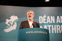 Gerry Adams 2015 Credit SF