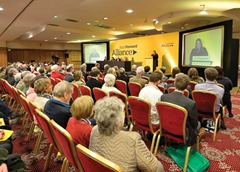 Presseye 14th March  2015 Alliance party annual conference at the Lamon house hotel in Castlereagh.  Photograph:Stephen Hamilton/Presseye