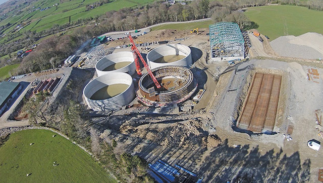 Glenmore Anaerobic Digestion Plant (under construction)