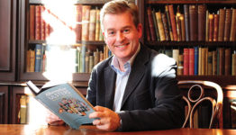 Mark Carruthers interview, agendaNi magagine