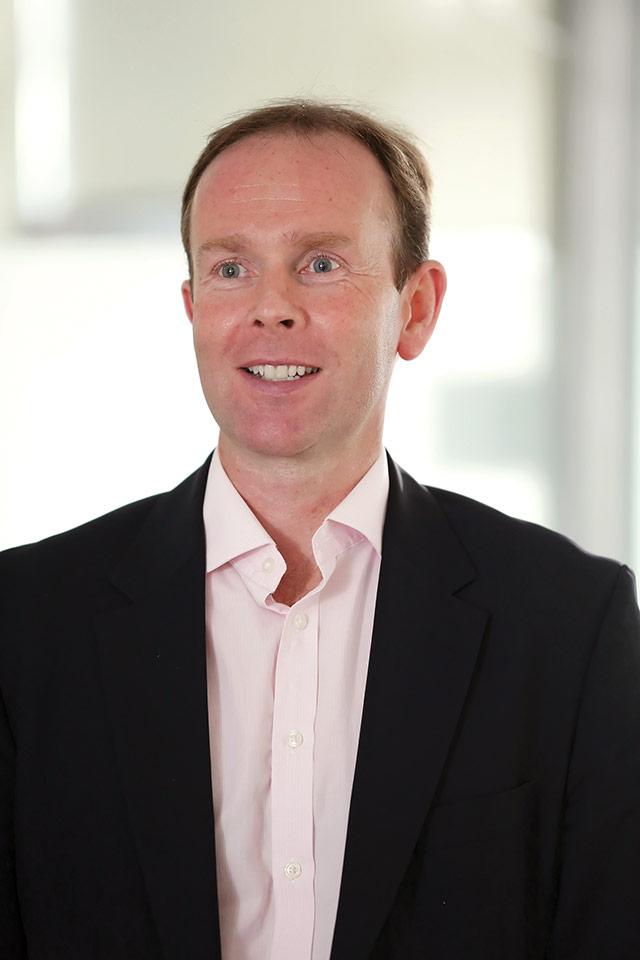 Dr Danny McConnell, technology partner at Deloitte in Belfast