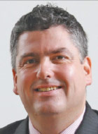 Chief Executive, Colleges Northern Ireland: Gerard Campbell
