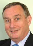 Principal and Chief Executive, South Eastern Regional College: Ken Webb