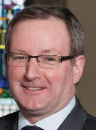 President and Vice-Chancellor, Queen's University Belfast: Patrick Johnston