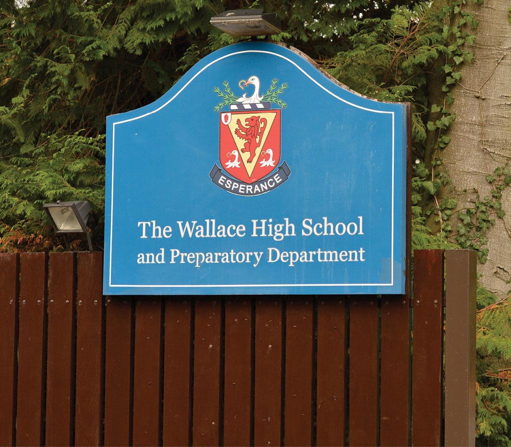 Wallace High School, Lisburn