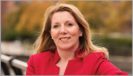 Clare McAllister, Sales and Marketing Manager at Electric Ireland.