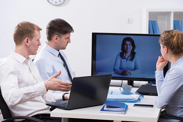 video-meeting