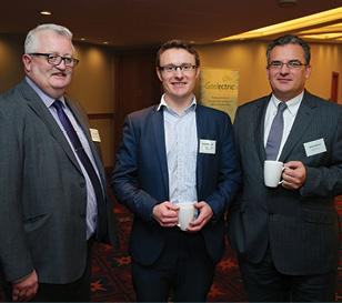 Neil Hewitt, Ulster University; Simon Bradbury, Pöyry Management Consulting and Mark Norton, EirGrid.