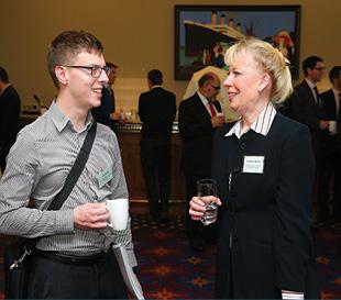 Sean Hayes, Mainstream Renewable Power and Elizabeth Massey, International Energy Research Centre.