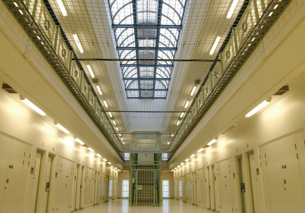 drugs within the prison system