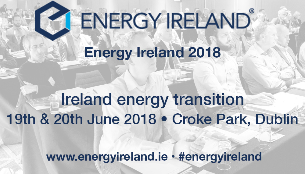 Energy Ireland Dublin 2018