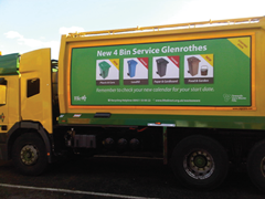 Boosting recycling in Fife