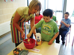 Schools-making-pancakes