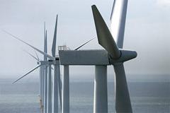 Wind-turbine-offshore