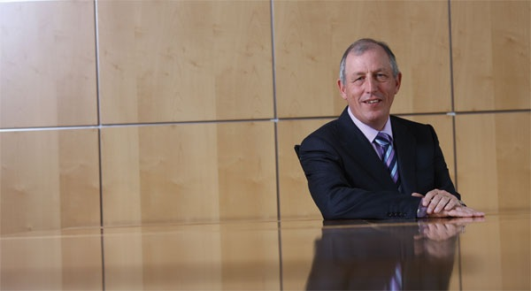PwC Managing Parter Hugh Crossey