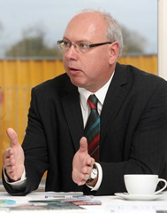 Dr Patrick Clarke