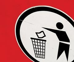waste-bin-sign