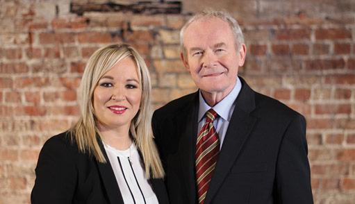 Photo of O'Neill succeeds McGuinness