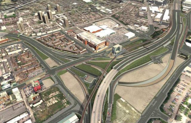 Photo of Green light for interchange