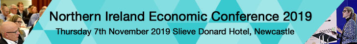 Northern Ireland Economic Conference 2019 • Wednesday 4th November • Slieve Donard Hotel Newcastle
