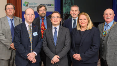 Photo of Northern Ireland  Economic Conference 2019