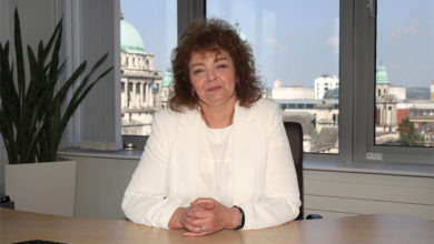 Photo of Interim Minister: Carál Ní Chuilín