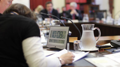 Photo of Scrutiny in the Assembly