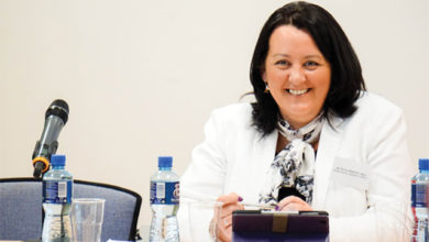 Photo of Paula Bradley MLA: Chairperson of the Committee for Communities