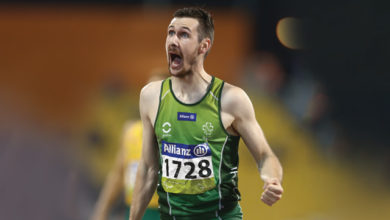 Photo of Run like Mike: Four-time Paralympic champion Michael McKillop