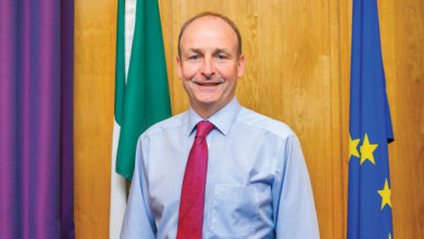 Photo of The north-south agenda: An Taoiseach, Micheál Martin TD
