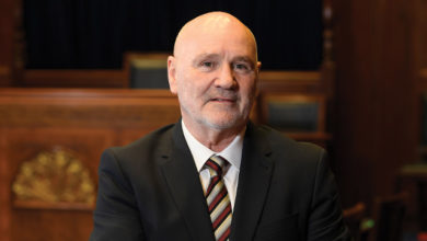 Photo of Speaker: Alex Maskey