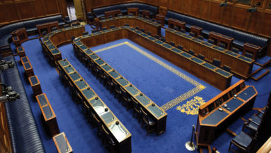 Photo of Changes to Assembly Opposition standing orders