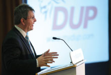 Photo of Jeffrey Donaldson MP: Confidence and competence