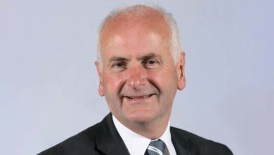 Photo of Gordon Dunne MLA: 1959–2021
